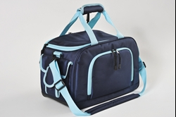 Smart Medical Bag, BLEUE (40x22x27h cm-24L)