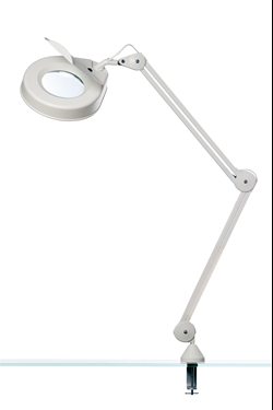 Lampe Loupe LUXO LFM, 5 dioptries