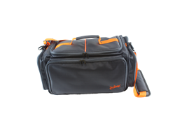 COLOR Medical Bag, GRIS - liseré Orange