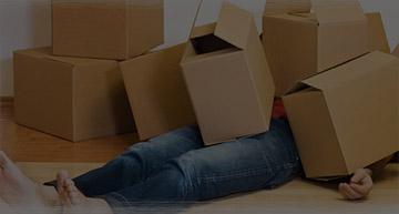 fournitures de déménagement
