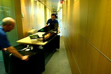 Transfert administratif