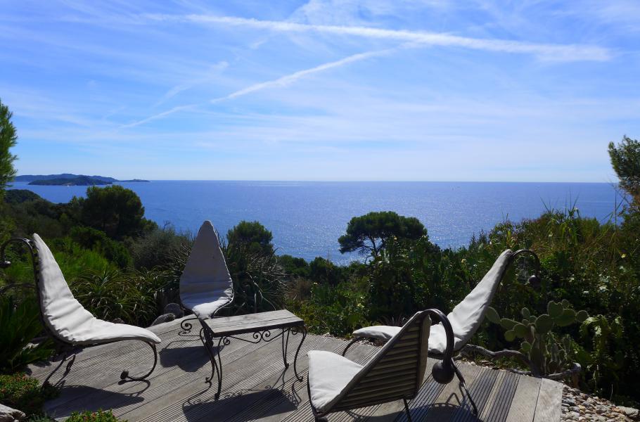 LA SALAMANDRE Hyères - La Madrague Adorable maison avec accès direct à la mer et ses criques, climatisée, panorama exceptionnel et calme absolu