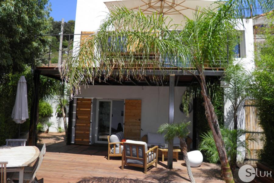 LA GAIETE - Carqueiranne - Maison avec jardin, vue mer, climatisation, 3 chambres, terrasses, Internet...