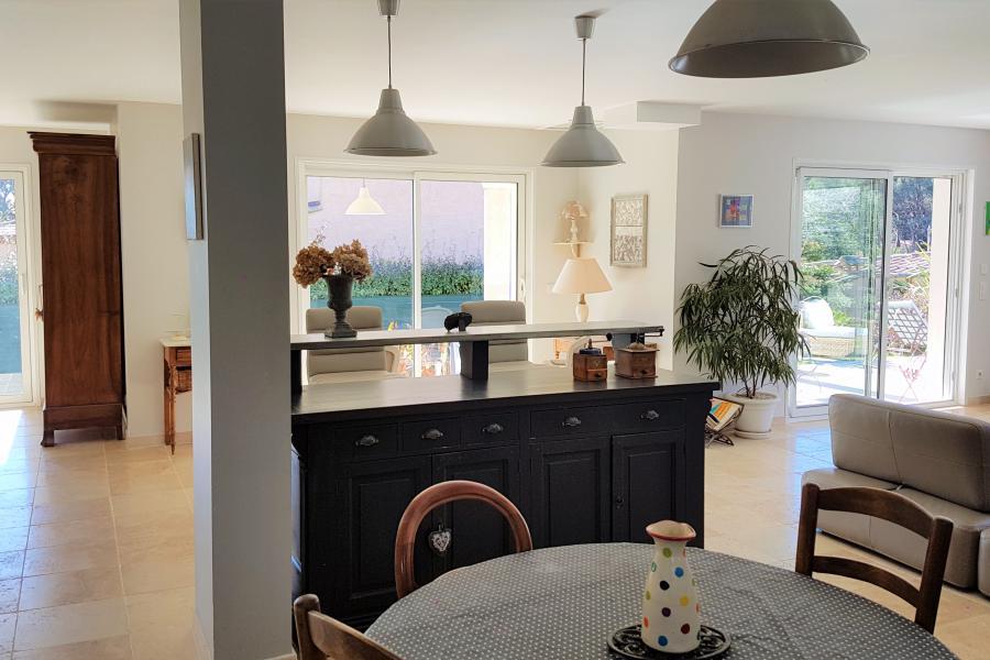 LA BRISE MARINE - Carqueiranne - Villa provencale contemporaine, spacieuse, lumineuse, piscine, jardin, climatisation