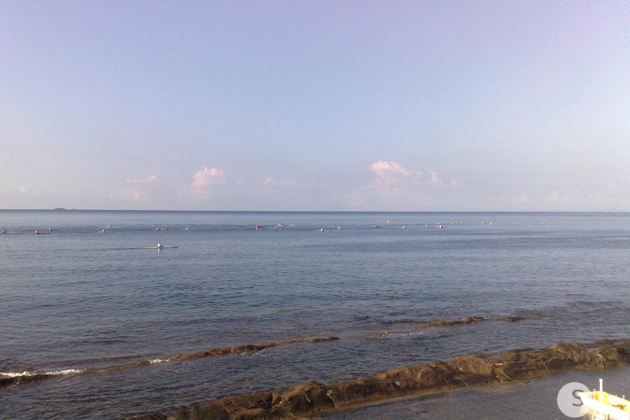 LE CABANON - Carqueiranne - ANCIEN CABANON DE PECHEUR LES PIEDS DANS l´eau, terrasse dominant la mer, lieu paradisiaque
