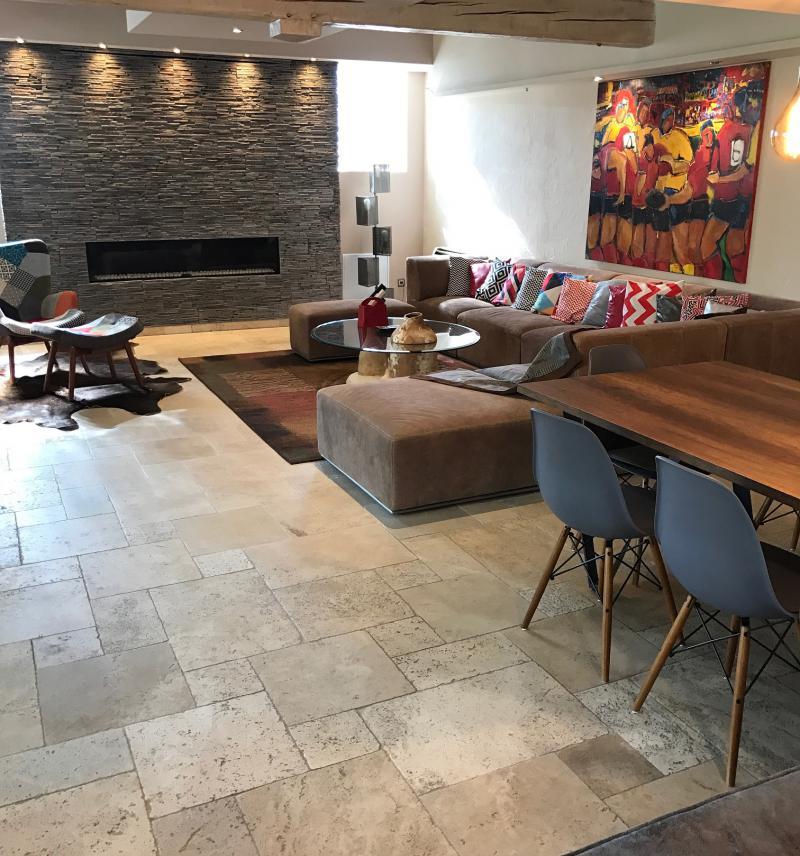 L´ENCLOS SAINTE COLOMBE - La Farlède - Magnifique maison climatisée, 3 chambres, 3 salles de bain, véranda/solarium, piscine chauffée...